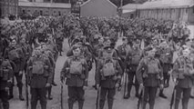 Rare film released of Britain in the 1930s and 40s