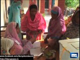 Dunya News-PP 107 by-elections_ PML-N, PTI workers clash over fake voting