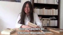 Dans les poches de Christine Montalbetti