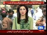 Dunya News - PP 107 by-elections- PML-N, PTI workers clash over fake voting