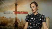 Emily Blunt on being a mum and having A-list mates