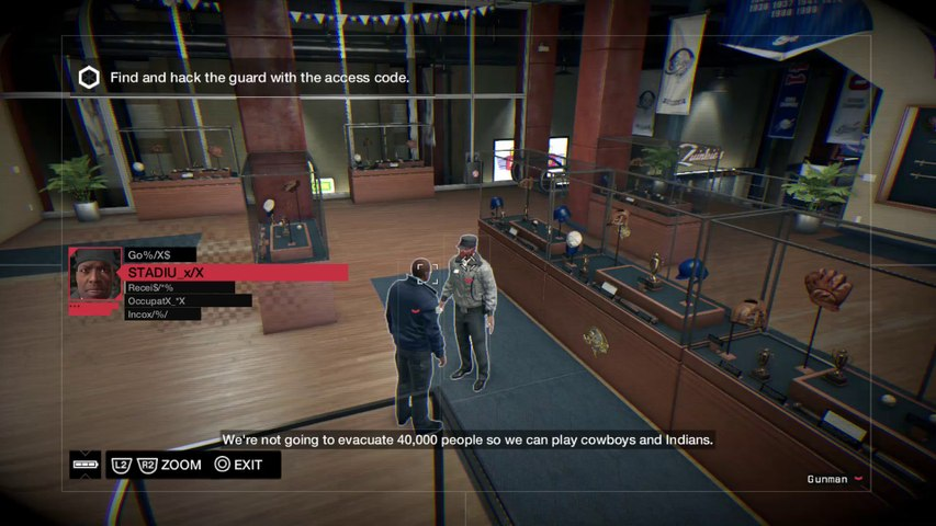 Watch Dogs - Starting Block - PS4