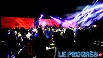 Nuits sonores 2014 : les friches du marché gare de Confluence