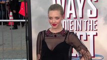 Amanda Seyfried Says 'Moustache Sucking' Was an 'All-Time Low'