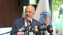 Burhanettin Kocamaz basın toplantısı  - http://mersindehaber.com