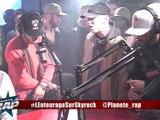 """L'Entourage """"Invasion"""" + freestyle en live dans Planète Rap"""