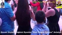 """Hasan Ceylan Düğünü Oyunlar (2) """"Sine Düğün Salonu"""" Antalya"""