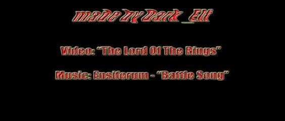 ENSIFERUM - Battle Song 2008 PCM