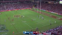 NRL 2014 State of Origin Game 1 Queensland Maroons VS New South Wales Blues  1st half