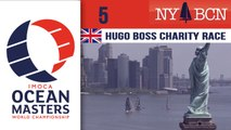 Hugo Boss wins the Hugo Boss Watches Charity Race in New York - Imoca Ocean masters