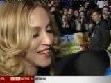 Madonna à Londres Arthur & Minimoys