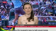 Rafael Nadal vs Dominic Thiem analysis + Arnaud Boetsch talks Rafa - Roland Garros 2014 HD