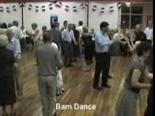 La Barn Dance du samedi soir