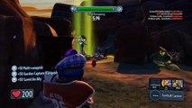 Plants vs. Zombies : Garden Warfare - Making-of Versions PS3 et PS4