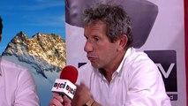 Hautes-Alpes : Jean-Yves Salle constate un dérèglement climatique