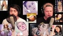 Evolution Of Miley Cyrus Medley - crazy music medley!