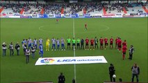 Liga Adelante Ponferradina 1 Mirandés  0