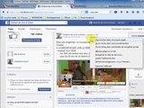 Mettre un posts Facebook en favori dans un navigateur Firefox