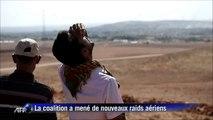 Syrie: les jihadistes de l'EI avancent dans Kobané
