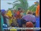Más de 4.000 personas resultan afectadas por lluvias en Nicaragua