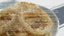Oven-Fried Onion Rings Recipe