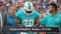 Habib: Previewing Dolphins-Packers