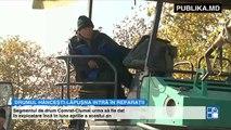 Drumul Hâncești-Lăpușna intră în reparaţii. Lucrările vor costa circa 19 milioane de euro, din fonduri europene