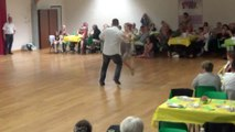 Gala 2014 Danses  à deux à Douarnenez  - Margaux & Jules -  cha cha cha