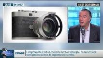 La chronique de Frédéric Simottel : Quand le luxe et la technologie font bon ménage - 10/10