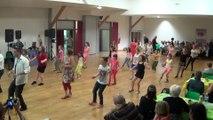 Gala 2014 Danses  à deux à Douarnenez  - danse enfants 1 & 2  - madison funky