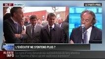 """Le parti pris d'Hervé Gattegno : """"François Hollande et Manuel Valls sont condamnés à ne plus s'entendre"""" - 10/10"""