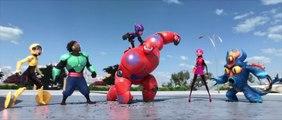Big Hero 6 (Les Nouveaux Héros) - New York Comic Con Sizzle