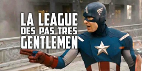 La League des Pas Tres Gentlemen