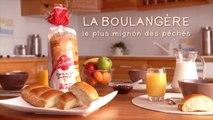"""CinéCréatis : pub La Boulangère """"Péché mignon"""""""