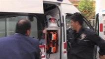 Şanlıurfa-3 Sınıra Takviye İçin Giden Polisleri Taşıyan 3 Araç Çarpıştı 18 Polis Yaralı