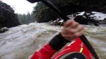GO PRO : Un saut de dingue en canoë kayak !