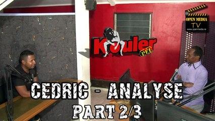 Kouler Pei - Cedric du groupe Analyse - Octobre 2014 - Part 2/3