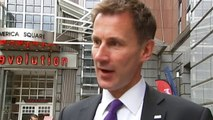 Cameron and Hunt on UK Ebola screening