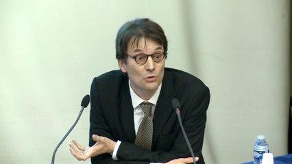 Discours de clôture par Eric Henriet, président de l'incubateur IncubAlliance