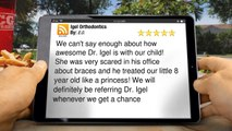 Igel Orthodontics Omaha         Perfect         Five Star Review by E O