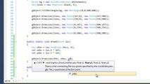 C# Tic-Tac-Toe Tutorial 7 - Adding X and O Part 2