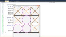 C# Tic-Tac-Toe Tutorial 8 - Adding X and O Part 3
