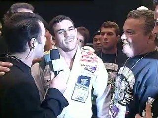 Vitor Belfort -Scott Ferrozzo