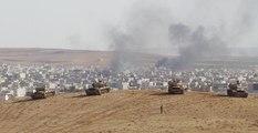 Kürt Gazeteci: ÖSO Kobani'de YPG ile Birlikte Savaşıyor