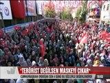 Cumhurbaşkanı Erdoğan Bölücü terör örgütü bu işin baş sorumlusudur