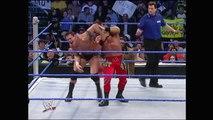 Randy Orton vs. Chris Benoit (United States Championship): SmackDown, Jan. 13, 2006