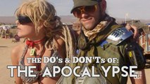 The Do's and Don'ts of The Apocalypse | DweebCast |OraTV