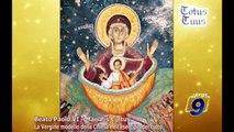 TOTUS TUUS | Beato Paolo VI - Marialis Cultus. La Vergine modello nella chiesa