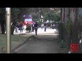 Napoli - Incendio alla Casina del Bochetto, arrestato il piromane (10.10.14)