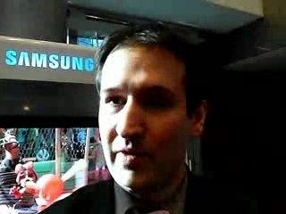 Christophe Chancenest Samsung TVHD